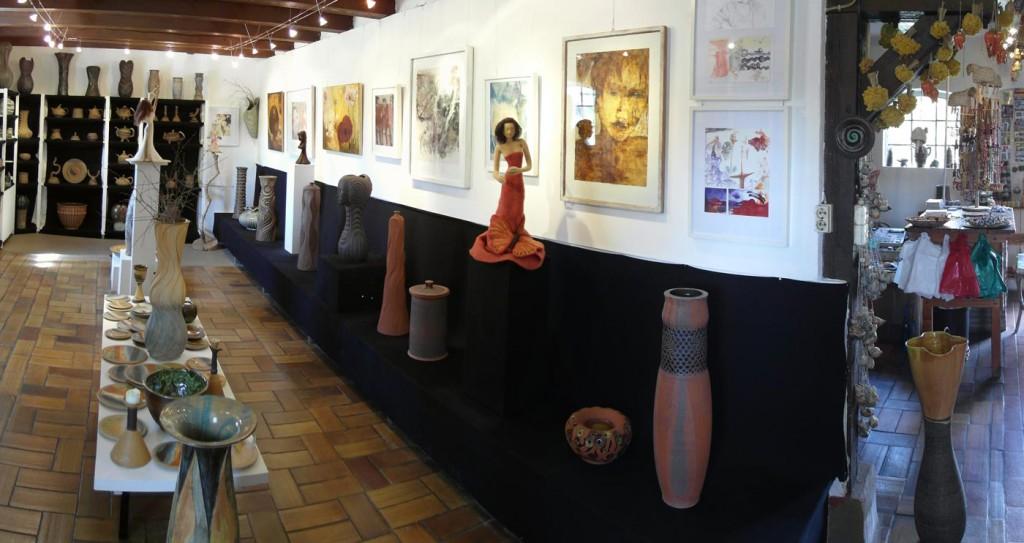 Ausstellung von Ina Lindhammer