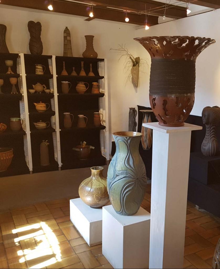 Keramiken von Stefan Schöttler
